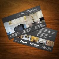 επαγγελματικές κάρτες με φωτογραφίες προϊόντων